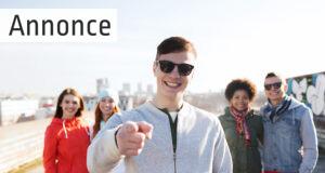 få en udvekslingsstuderende boende