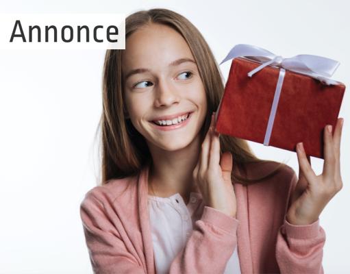 Den perfekte gave til din teenager