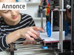 3D printer kan blive en del af familiens hverdag
